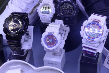 G Shock BabyG watches