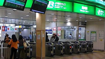 Example of lean thinking in Japan's railway ticket gates