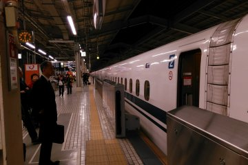 kyoto to tokyo